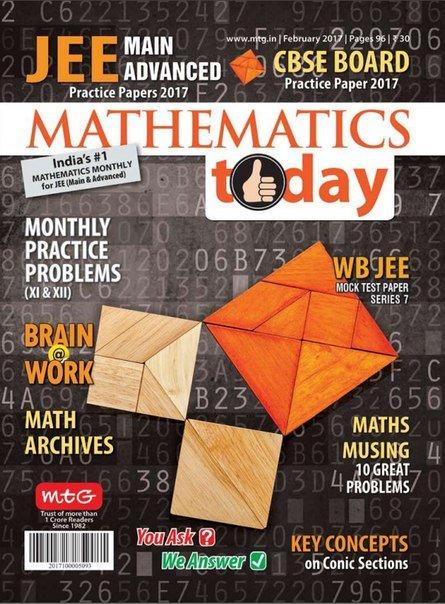 Download Mathematics Today February 2017