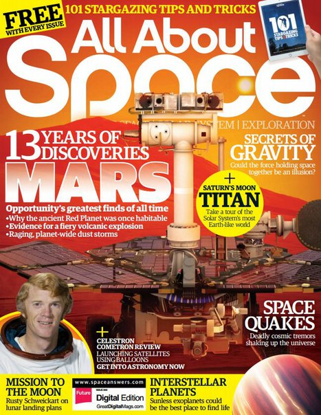 Download All About Space - Issue60 2017