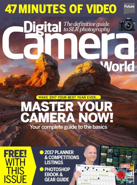 Download Digital Camera World - February 2017