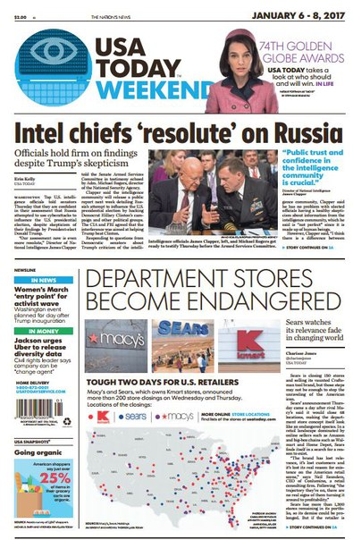 Download USA Today January 06 2017