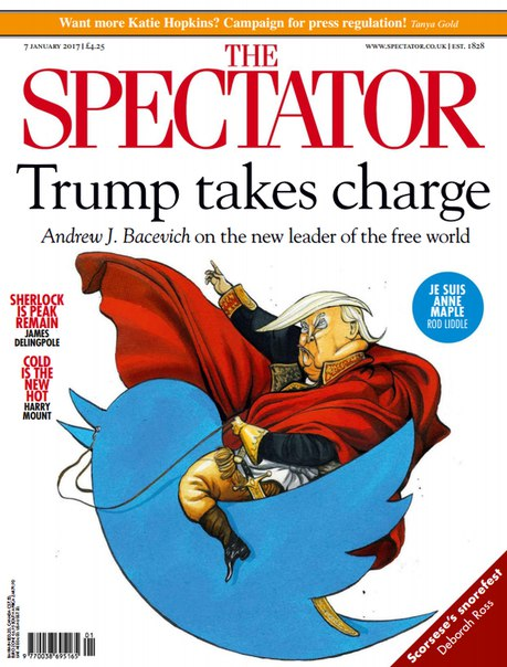 Download The Spectator - January 7 2017