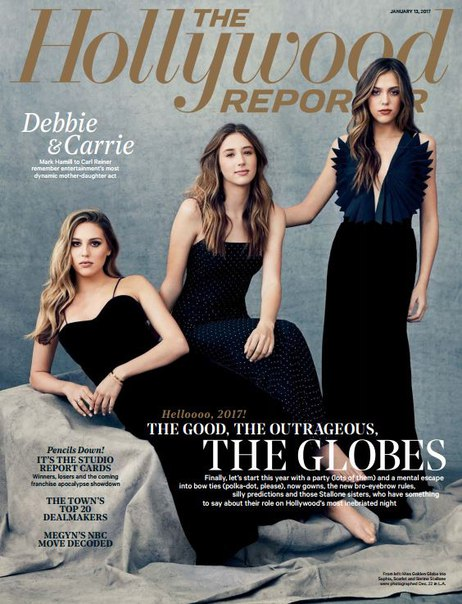 Download The Hollywood Reporter – January 13, 2017