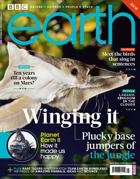 Download BBC Earth UK – January 2017