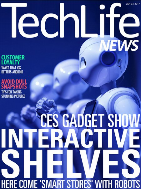 Download Techlife News - 7 January 2017