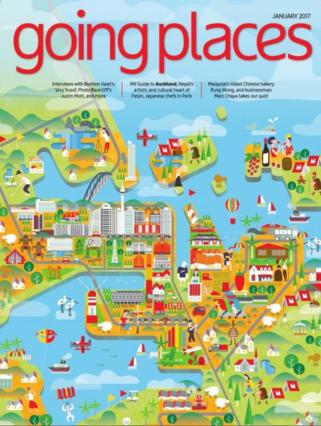 Download Going Places January 2017