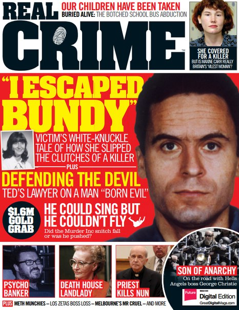 Download Real Crime - Issue 20 2017