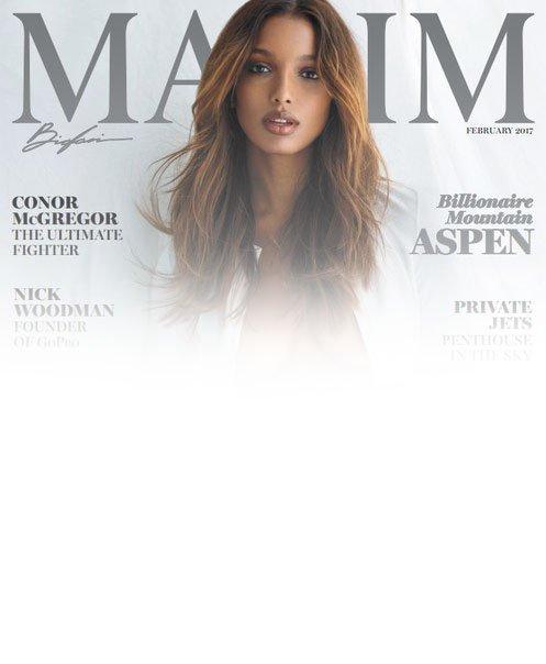 Download Maxim USA - February 2017