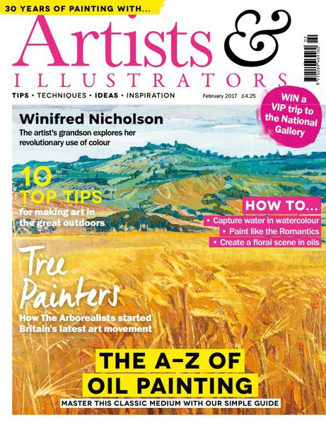 Download Artists Illustrators February 2017