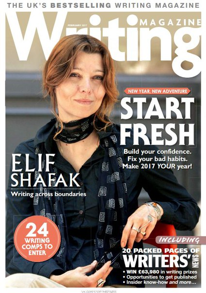 Download Writing Magazine – February 2017