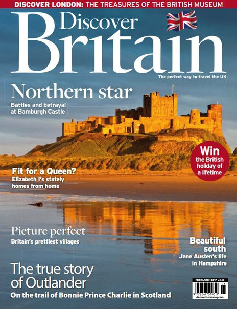 Download Discover Britain - February-March 2017