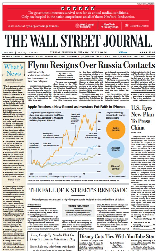 Download The Wall Street Journal February 14 2017