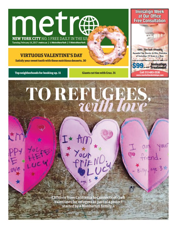 Download Metro New York February 14 2017