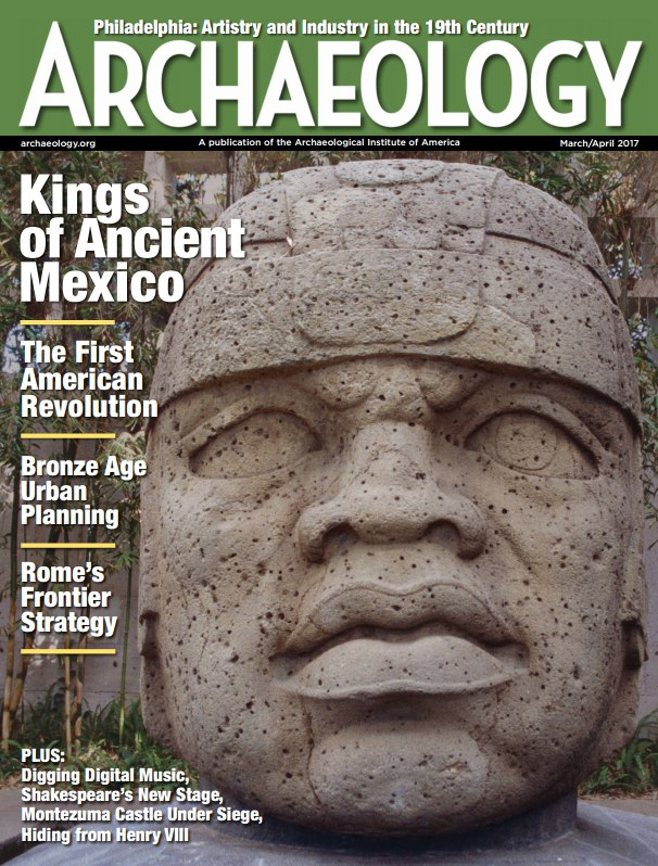 Download Archaeology Magazine March - April 2017
