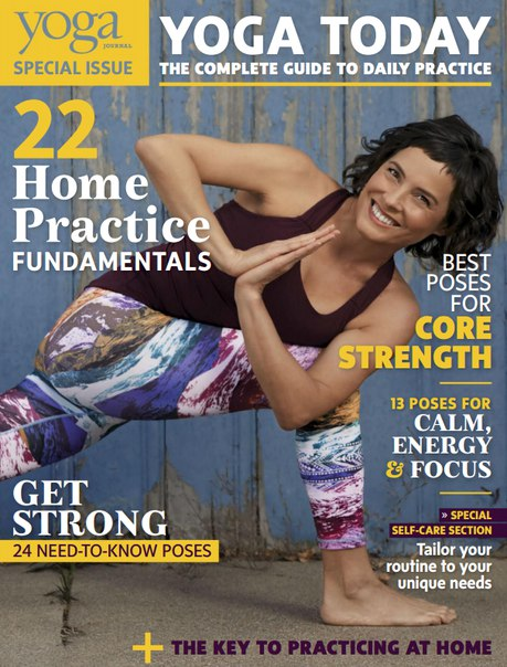 Yoga Journal USA Special Issue Yoga Today 2017