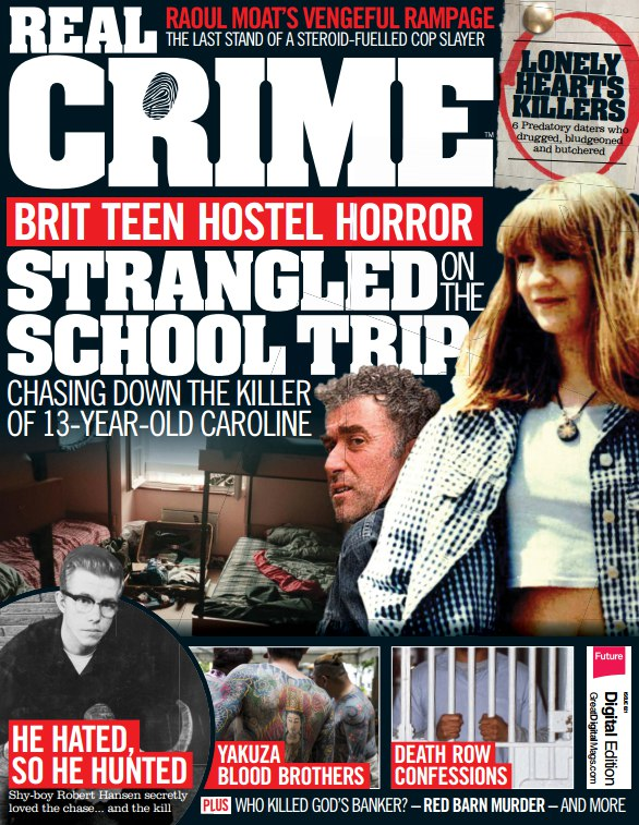 Download Real Crime — Issue 21 2017