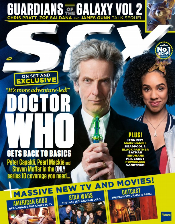 SFX Issue 286 June 2017