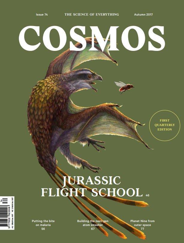 Download Cosmos Magazine Issue 74 Autumn 2017