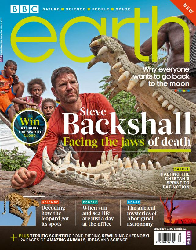 Download BBC Earth UK March 2017