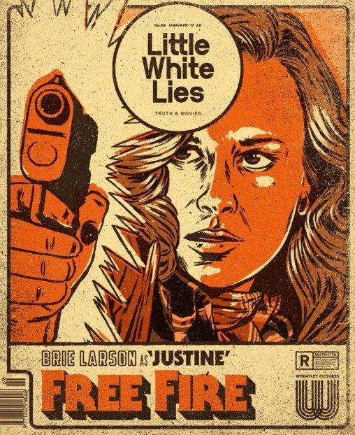 Little White Lies March – April 2017