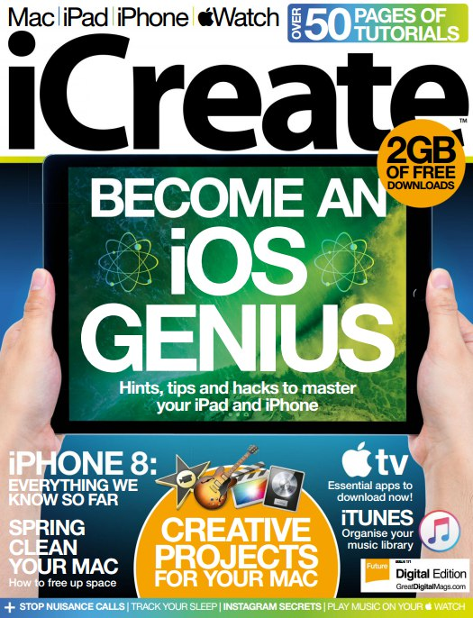 Download iCreate Issue 171 2017