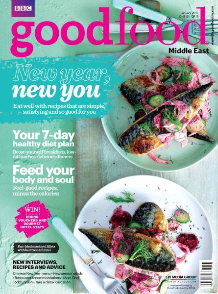 BBC Good Food Middle East – January 2017