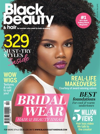 Hairstyle Magazine black hair magazine pictures Black Beauty Hair April May 2017