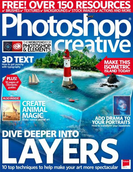 Download Photoshop Creative — Issue 152 2017