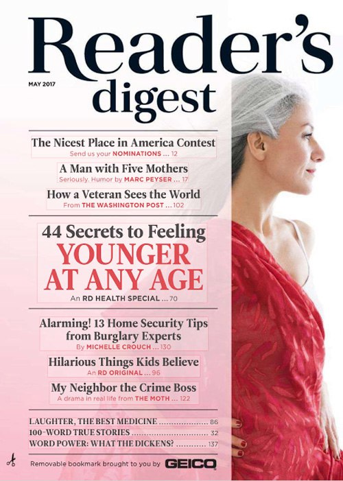 Reader S Digest Usa May 2017 Pdf Download Free