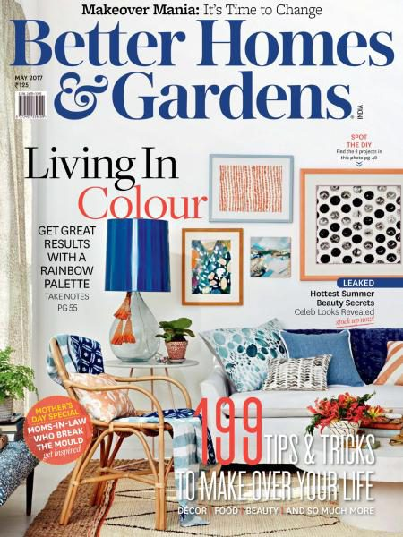 Better Homes Gardens India May 2017 Pdf Download Free