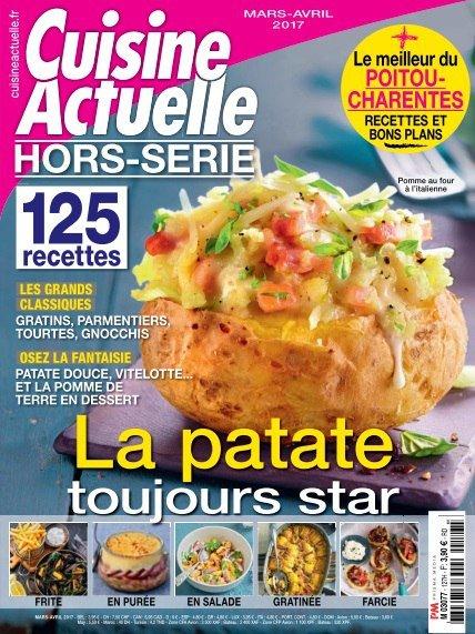 cuisine actuelle hors s 233 rie mars avril 2017 pdf free