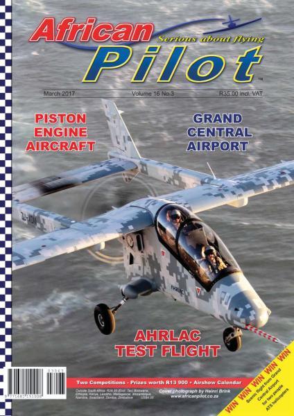 African Pilot – March 2017