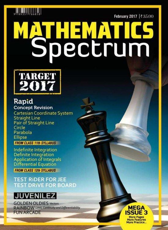 Download Spectrum Mathematics - February 2017