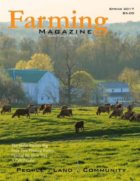Farming Magazine Spring 2017 Pdf Download Free