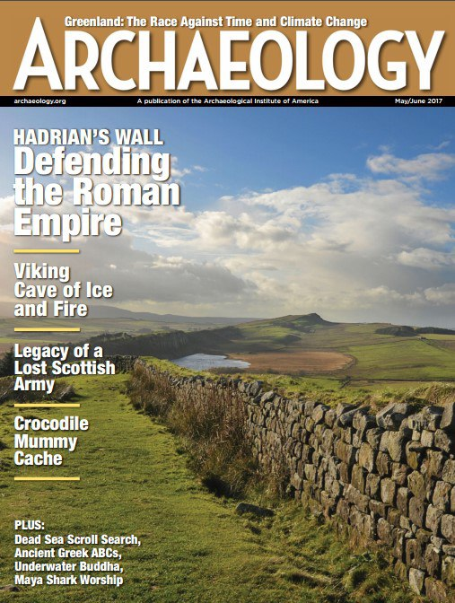 Download Archaeology Magazine May June 2017