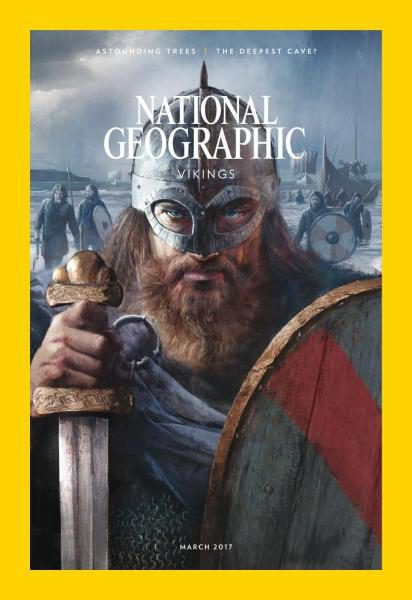 National Geographic USA – March 2017