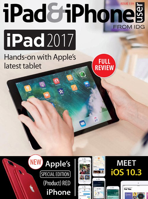 Download iPad iPhone User Issue 119 2017