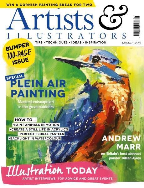 Download Artists & Illustrators — June 2017