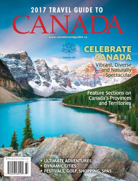 Free Canada travel guide in PDF - minube.net