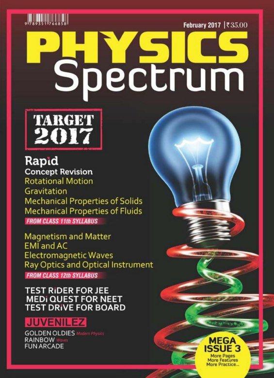 Download Spectrum Physics - February 2017