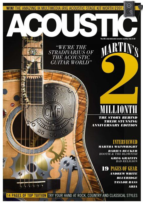 Download Acoustic UK May 2017p