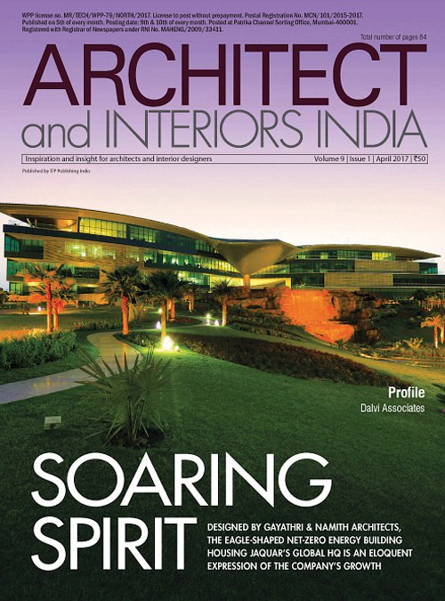 Architect and interiors india april 2017 pdf download free for Free architecture magazines