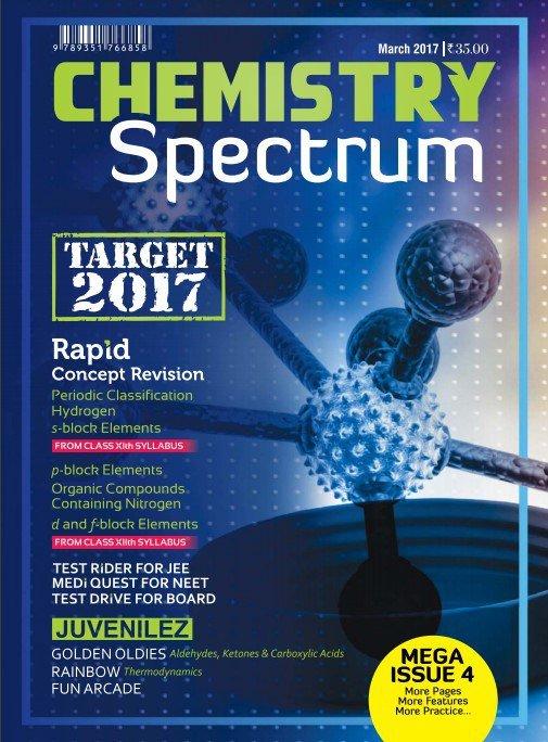 Download Spectrum Chemistry - March 2017