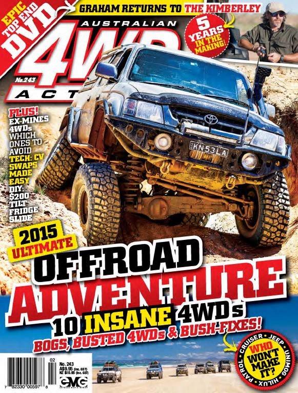 4WD Action 243 – 2015 AU
