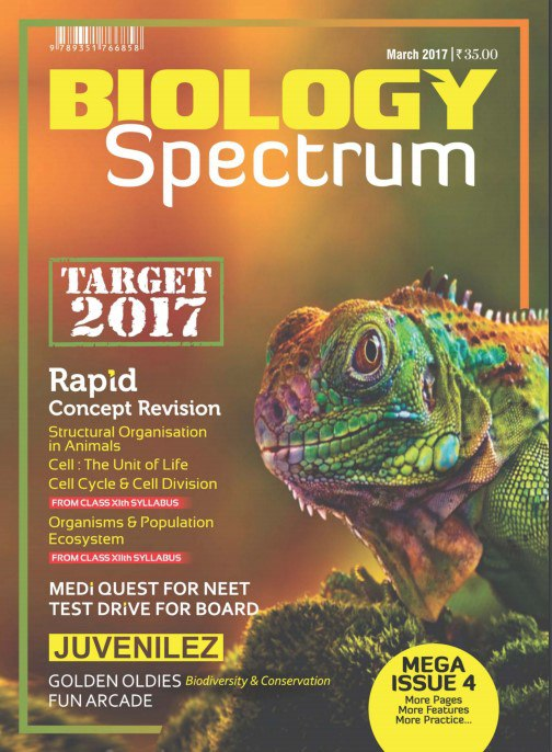Download Spectrum Biology - March 2017