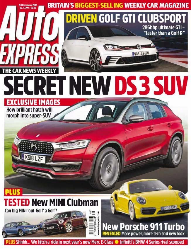 Auto Express – December 2, 2015