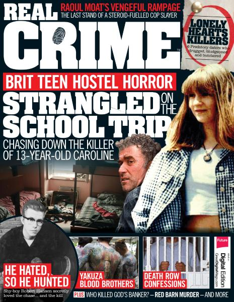 Download Real Crime - Issue 21 2017