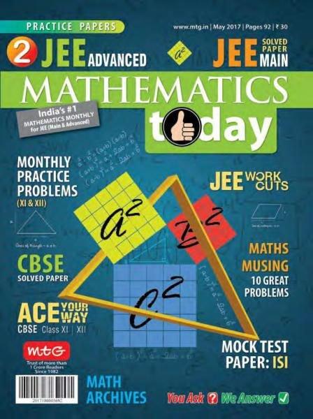 Download Mathematics Today — May 2017