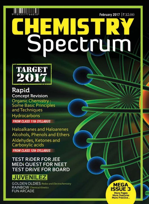 Download Spectrum Chemistry - February 2017