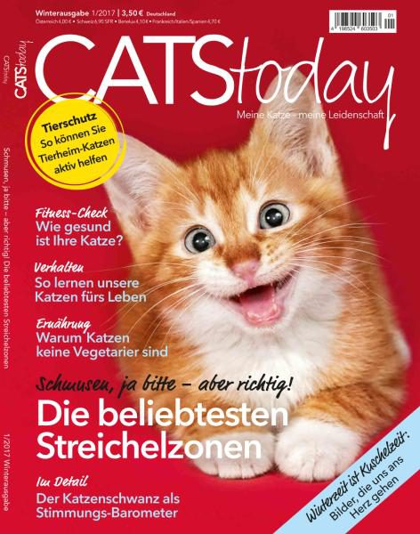 Download Cats Today – Nr.1 2017