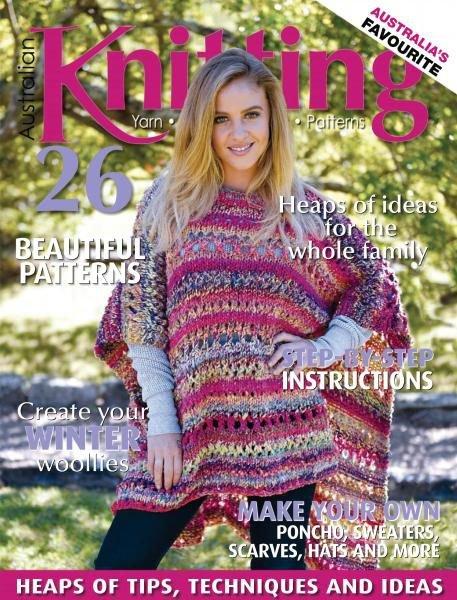 Download Australian Knitting — Volume 9 Issue 2 2017